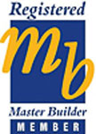 Registered Master Builder Member